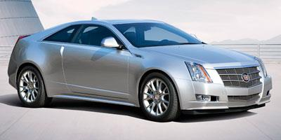 2011 Cadillac CTS Coupe Prices and Values Coupe 2D