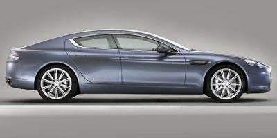 2010 Aston Martin Rapide Prices and Values 4 Door Sedan (Auto)
