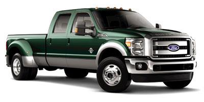 2011 Ford Super Duty F-350 DRW Prices and Values Crew Cab XLT 4WD