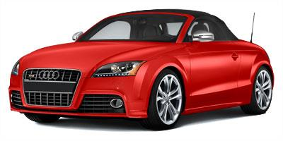 2012 Audi TTS Prices and Values Roadster 2D Quattro Premium Plus