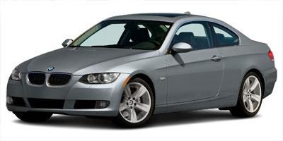 2010 BMW 3 Series Coupe 2D 335i
