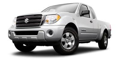2011 Suzuki Equator Prices and Values Extended Cab 2WD
