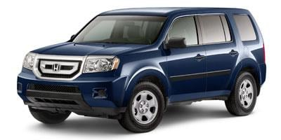 2011 Honda Pilot Prices and Values Utility 4D LX 2WD