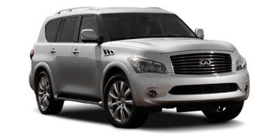 2011 INFINITI QX56 Prices and Values Utility 4D 2WD
