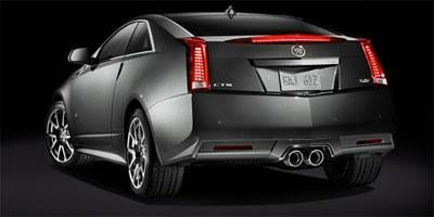 Cadillac CTS-V Coupe 2011 Coupe 2D V-Series