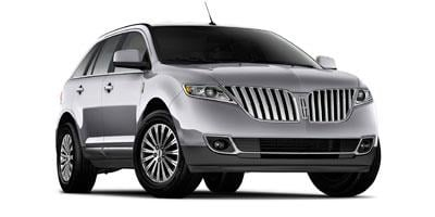 2011 Lincoln MKX Prices and Values Wagon 4D AWD