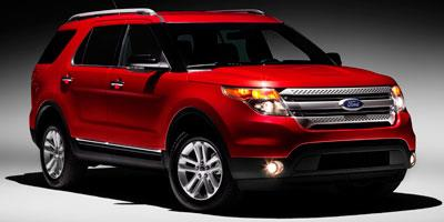 Ford Explorer SUV 2011 Utility 4D XLT 4WD