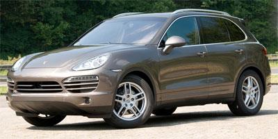 2013 Porsche Cayenne Prices and Values Utility 4D S AWD (V8)