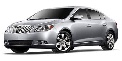 2012 Buick LaCrosse Prices and Values Sedan 4D Leather AWD