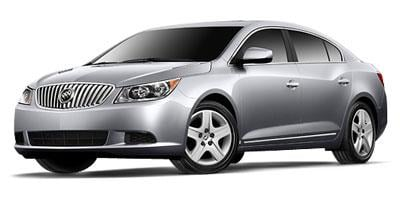 2013 Buick LaCrosse Prices and Values Sedan 4D Touring