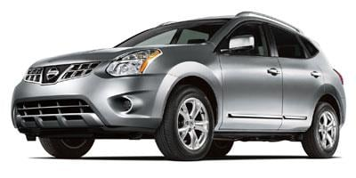 Nissan Rogue SUV 2012 Utility 4D SV 2WD