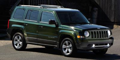 2012 Jeep Patriot Prices and Values Utility 4D Sport 4WD