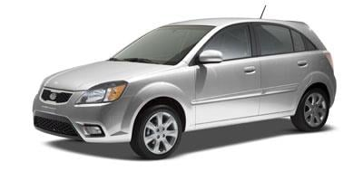 2011 Kia Rio Prices and Values Hatchback 5D LX