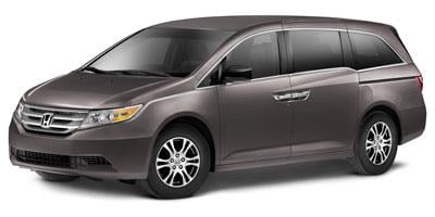 2011 Honda Odyssey Prices and Values Wagon 5D EX