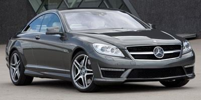 2012 Mercedes-Benz CL-Class Prices and Values Coupe 2D CL63 AMG