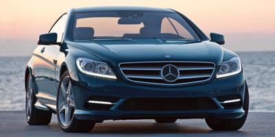 2012 Mercedes-Benz CL-Class Prices and Values Coupe 2D CL600