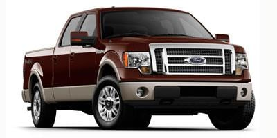 2011 Ford F-150 Prices and Values SuperCrew Lariat 2WD