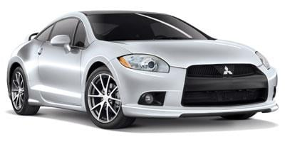Mitsubishi Eclipse Coupe 2011 Coupe 2D GT