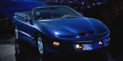 2002 Pontiac Firebird Prices and Values Trans Am 2 Door Convertible (*)