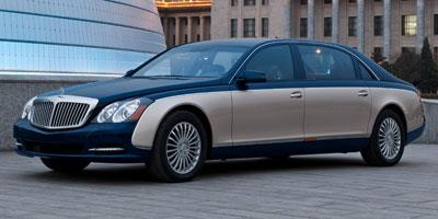 2011 Maybach 62 Prices and Values 4 Door Sedan