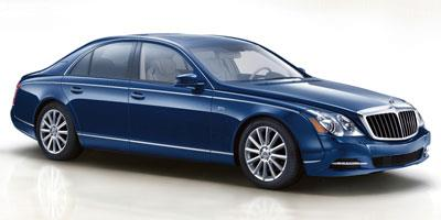2011 Maybach 57S Prices and Values 4 Door Sedan