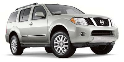 2012 Nissan Pathfinder Prices and Values Utility 4D LE 4WD