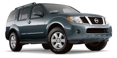 2012 Nissan Pathfinder Prices and Values Utility 4D SV 2WD