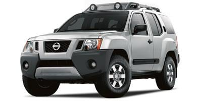 2012 Nissan Xterra Prices and Values Utility 4D X 4WD