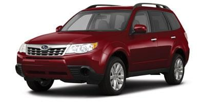 2012 Subaru Forester Prices and Values Wagon 5D X Premium AWD
