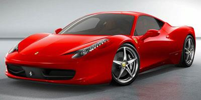 2011 Ferrari 458 Italia Prices and Values ITALIA