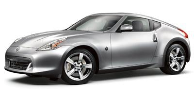 2011 Nissan 370Z Prices and Values Coupe 2D