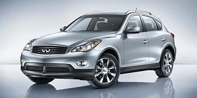 2011 INFINITI EX35 Prices and Values Wagon 4D AWD