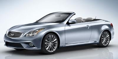2011 INFINITI G37 Convertible Prices and Values Convertible 2D