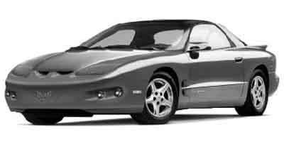 2002 Pontiac Firebird Prices and Values Coupe 2D Formula