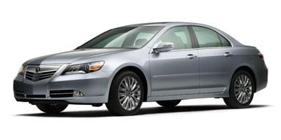 2012 Acura RL Prices and Values Sedan 4D Advance AWD