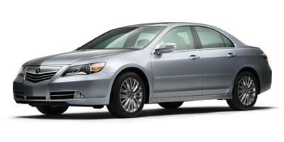 2012 Acura RL Prices and Values Sedan 4D AWD