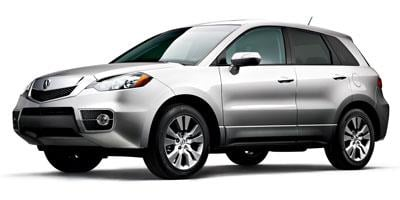 2011 Acura RDX Prices and Values Utility 4D 2WD