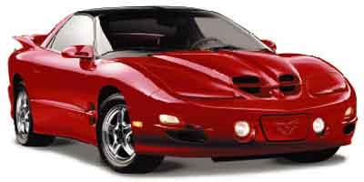 2002 Pontiac Firebird Prices and Values Trans Am 2 Door Coupe (*)