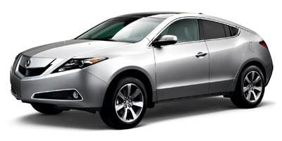 2011 Acura ZDX Prices and Values Utility 4D AWD