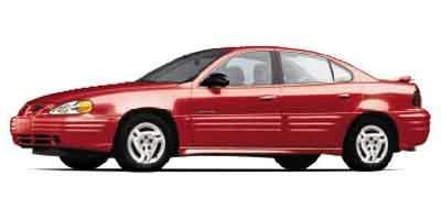 2002 Pontiac Grand Am Prices and Values Sedan 4D