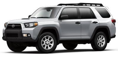 Toyota 4Runner SUV 2012 Utility 4D Trail Edition 4WD