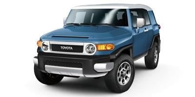 2011 Toyota FJ Cruiser Prices and Values Utility 4D 4WD