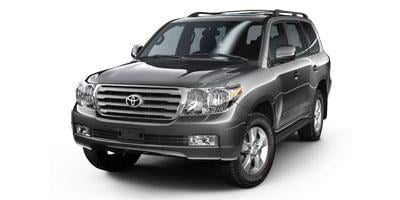 2011 Toyota Land Cruiser Prices and Values Utility 4D 4WD