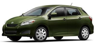 2011 Toyota Matrix Prices and Values Wagon 5D 2WD