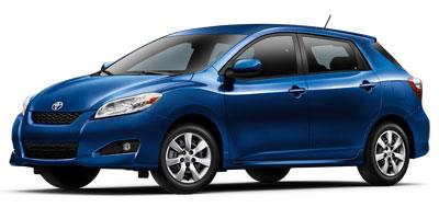 2011 Toyota Matrix Prices and Values Wagon 5D S AWD