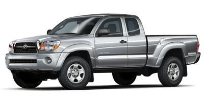 2011 Toyota Tacoma Prices and Values PreRunner Access Cab 2WD