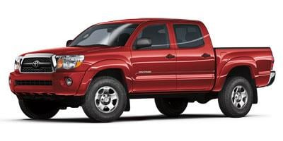 2011 Toyota Tacoma Prices and Values PreRunner 2WD