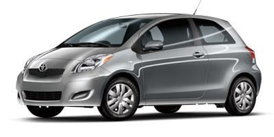 Toyota Yaris Coupe 2011 Hatchback 3D