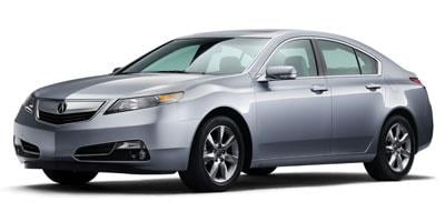 2013 Acura TL Prices and Values Sedan 4D Technology V6