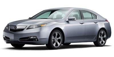 2013 Acura TL Prices and Values Sedan 4D Advance V6